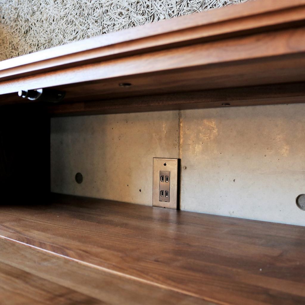 SOLID 富山 家具 テレビボード