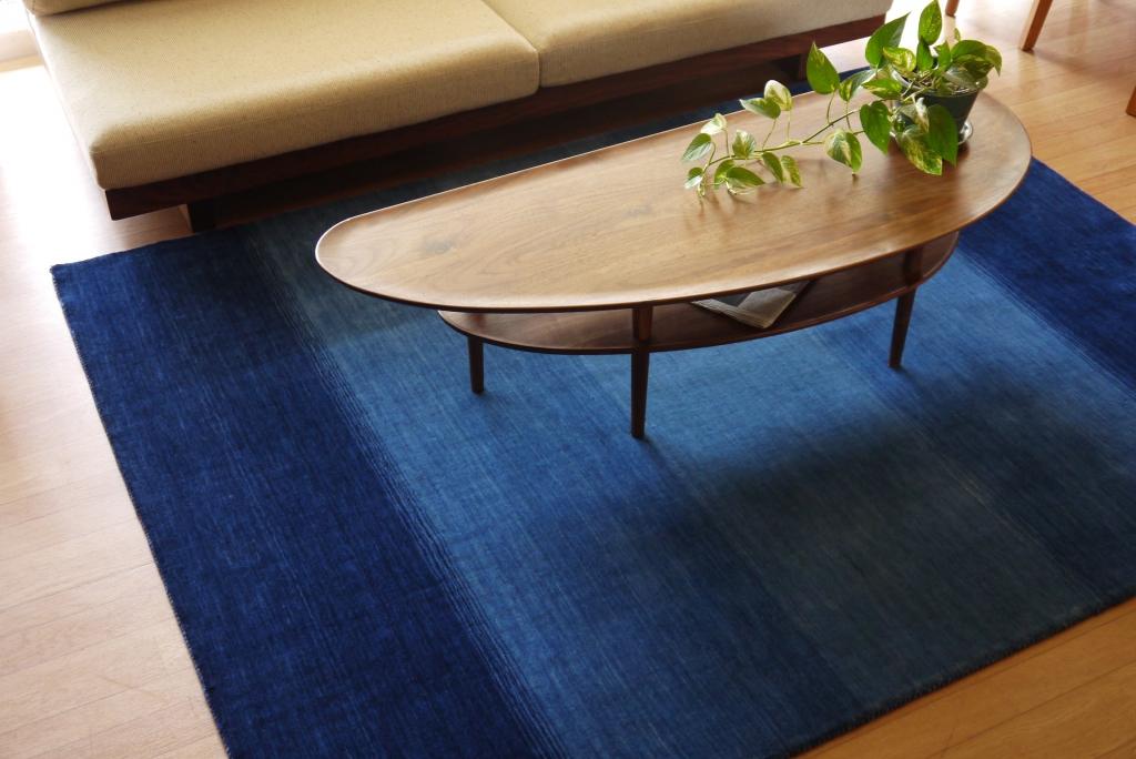 富山、金沢、SOLID、ミヤモト家具、家具、新築、ラグ、ウール、堀田カーペット
