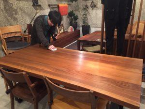 ミヤモト家具、SOLID、金沢、富山、椅子、家具、オーダー家具