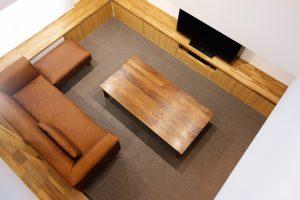 ミヤモト家具、SOLID、ソファ、テーブル、無垢、天然木、家具、オーダー家具、金沢、富山