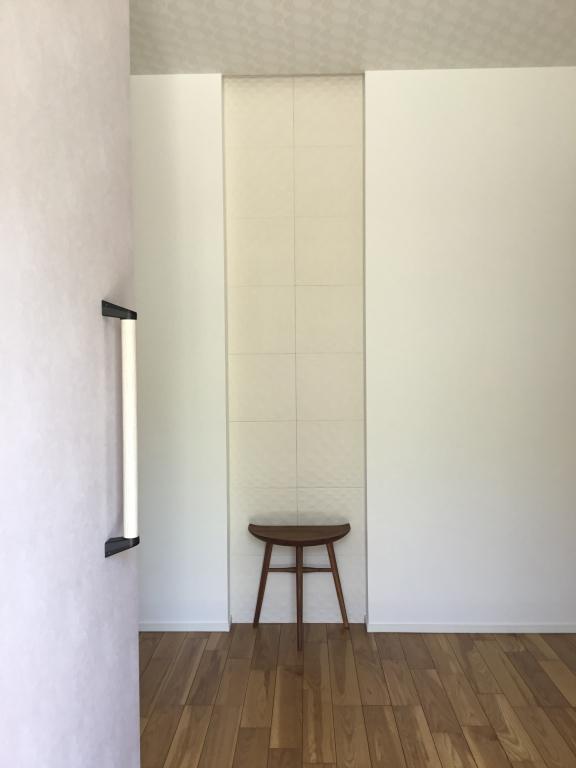 SOLID、ミヤモト家具、富山、金沢、石川、家具、無垢材、スツール、花台