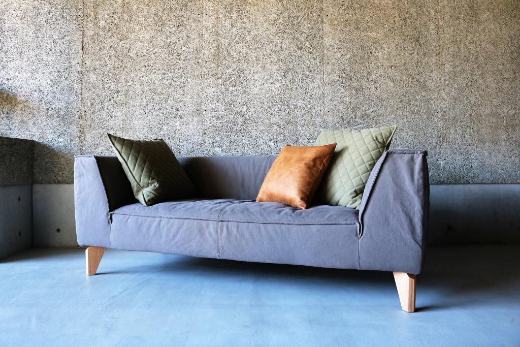 SOLID、ミヤモト家具、富山、石川、金沢、家具、無垢材、本革、ソファ