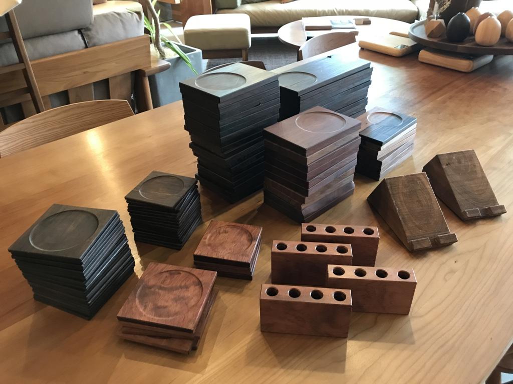 ミヤモト家具 自社工場 リメイク