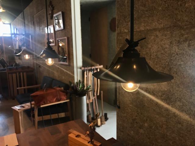 SOLID金沢、ミヤモト家具、金沢家具、照明、黒染ペンダント