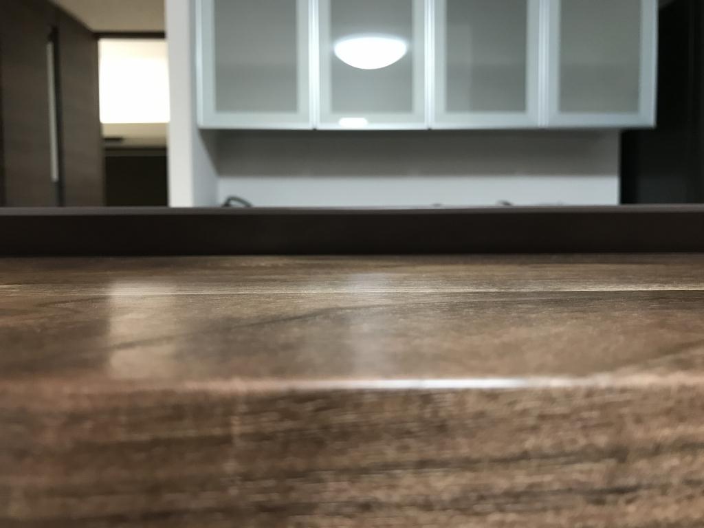 SOLID ミヤモト家具 富山 金沢 無垢材 オーダー ウォールナット カップボード スレスレ③