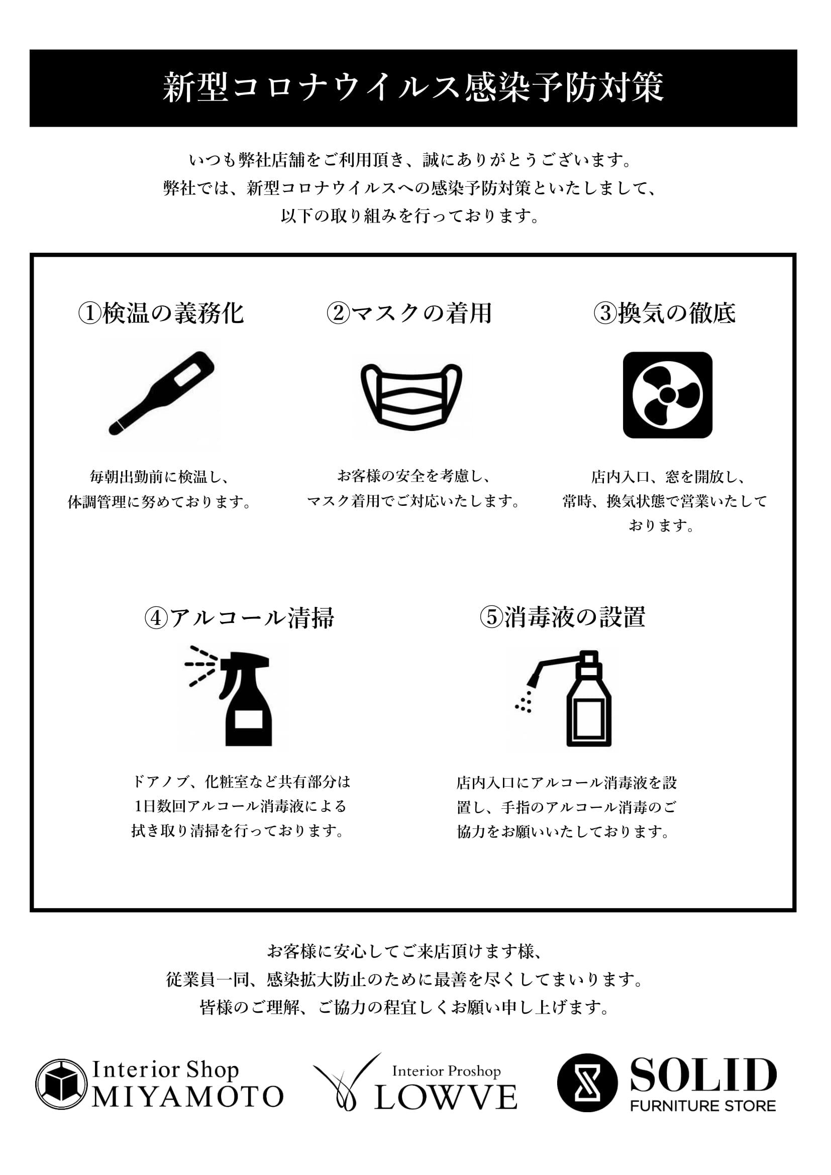 新型コロナウイルス感染予防対策-1 (2)