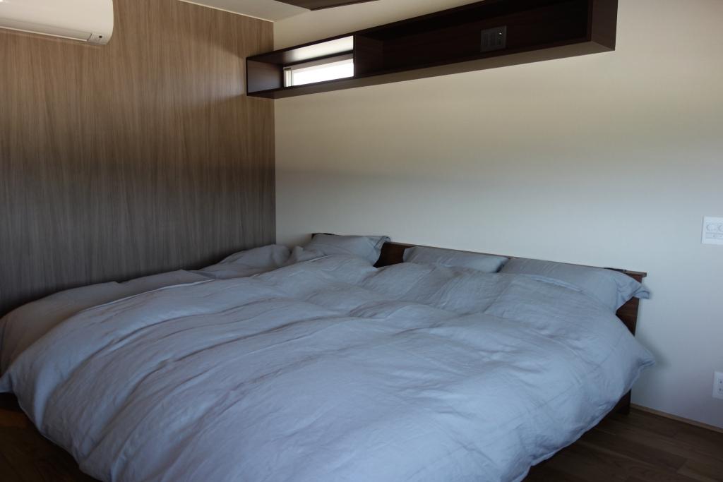 ミヤモト家具,SOLID,富山,金沢,,家具,インテリア,ベッド