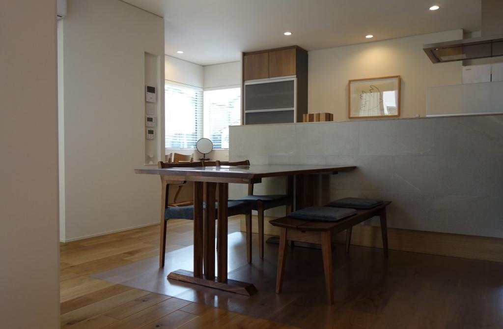 ミヤモト家具,SOLID,富山,金沢,,家具,インテリア,ダイニングテーブル