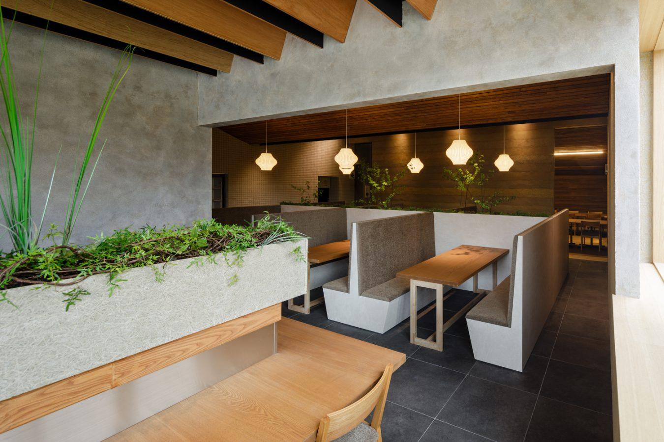 SOLID富山 店舗 家具8