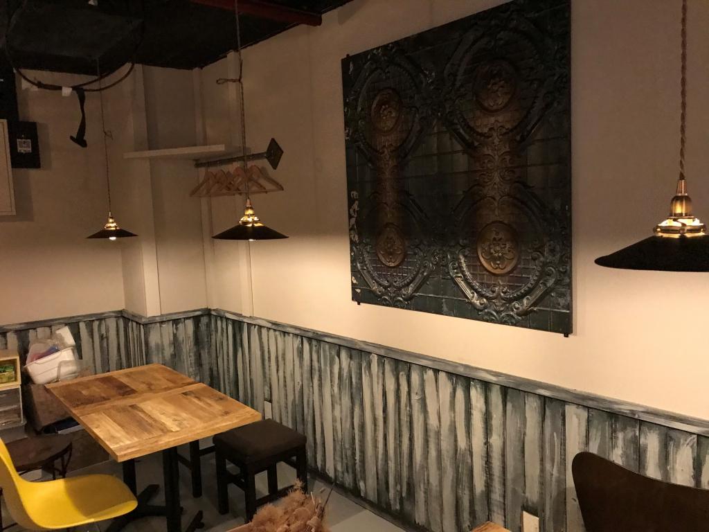 SOLID富山 店舗 家具6