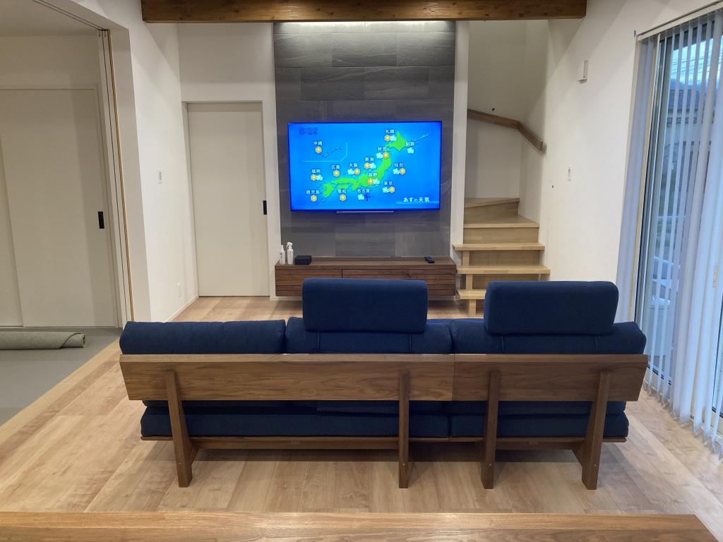 ミヤモト家具 フロート TVボード4
