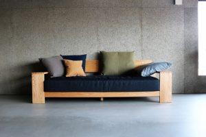 富山 ミヤモト家具 SOLID SLC03 SOFA 17